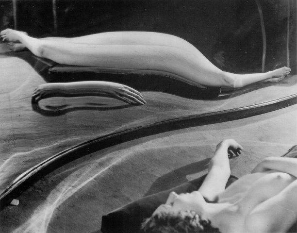 Distorción de Andre Kertesz - 1933